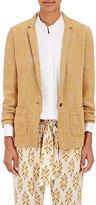 Giada Forte Women's Linen-Cotton Single-Button Jacket