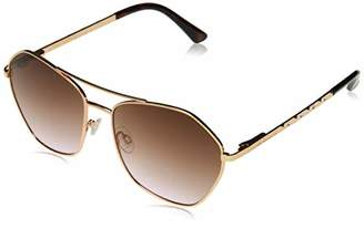 Vince Camuto Women's Vc824 Rgd Non-polarized Iridium Square Sunglasses