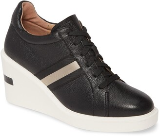 Linea Paolo Kandis Wedge Sneaker