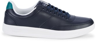 Original Penguin Bradley Leather Low-Top Sneakers