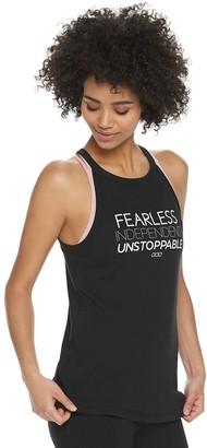 "Lorna Jane Women's Unstoppable"" Tank"