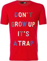 Love Moschino typography print T-shirt