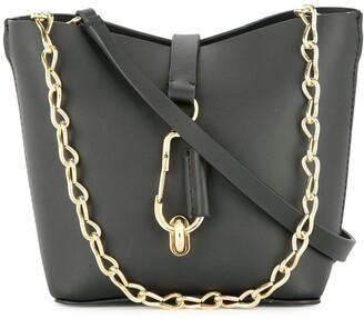 ZAC Zac Posen Belay mini chain hobo bag