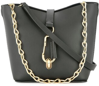 Zac Posen Belay mini chain hobo bag