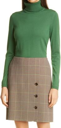 HUGO BOSS Famaurie Wool Turtleneck Sweater