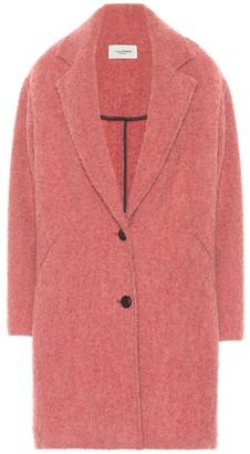 Etoile Isabel Marant Dante boucle coat