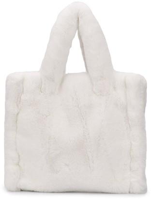 Stand Studio Liz faux fur bag