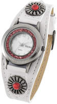 JCPenney Decree Grommet-Accent Watch