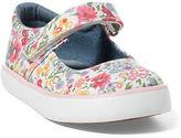 Ralph Lauren Pippa Floral Canvas Sneaker