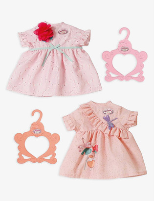 Baby Annabell Day dress assorted set