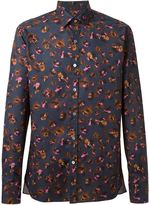 Lanvin printed shirt - men - Cotton - 40