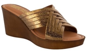 Bella Vita Cat-Italy Women's Wedge Sandals Women's Shoes