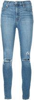 Nobody Denim Siren Skinny Ankle Adorn jeans