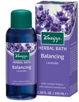 Kneipp Lavender Herbal Bath by 100ml Bath)