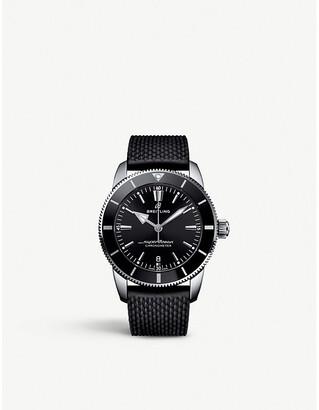 Breitling AB201012/BF73 Superocean Heritage II stainless steel watch