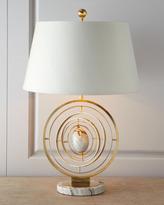 "John-Richard Collection Modern ""Armillary"" Lamp"