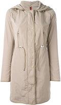 Moncler Anthemis coat - women - Polyester - 2