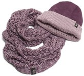 The North Face The Shinsky Knitting Club Boxed Infinity Scarf & Beanie