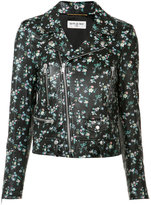 Saint Laurent cropped blazer jacket