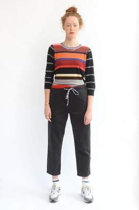 Bellerose Gops Knitted Jumper In Stripe A - XS