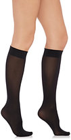 Wolford Women's Velvet De Luxe 50 Knee-Highs