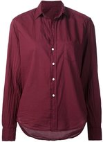Frank And Eileen patch pocket shirt