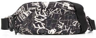 Maison Margiela Scribble Graffiti Belt Bag