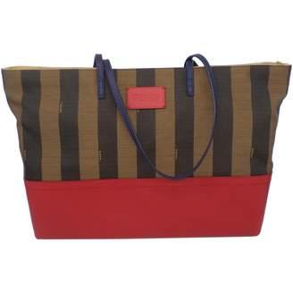 Fendi Roll Bag Multicolour Leather Handbags