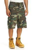 Rothco Men's Vintage Woodland Infantry Utility Shorts