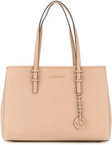 MICHAEL Michael Kors charm-embellished tote - women - Leather - One Size