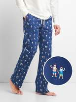 Gap Poplin PJ pants