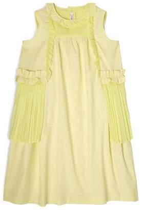 Il Gufo Ruffle Trim Dress