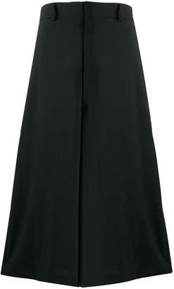 Junya Watanabe high-waisted skirt