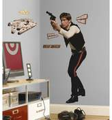 Star Wars RoomMates Classic Han Solo Peel & Stick Giant Wall Decal