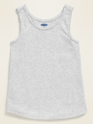 Old Navy Picot-Trim Tank Top for Toddler Girls