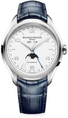 Baume & Mercier Clifton Multi-Function Moon Phase Watch
