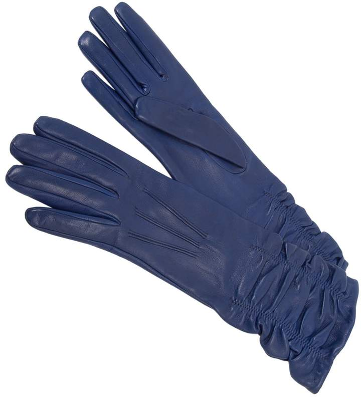 Paul Smith Leather long gloves