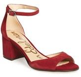 Sam Edelman Women's 'Susie' D'Orsay Ankle Strap Sandal