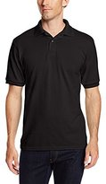 Hanes Men's Short-Sleeve Jersey Polo (Pack of 2)