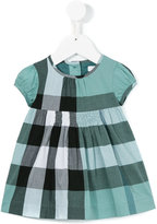 Burberry checked dress - kids - Cotton - 12 mth