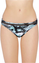 Xersion Tie Dye Hipster Swimsuit Bottom