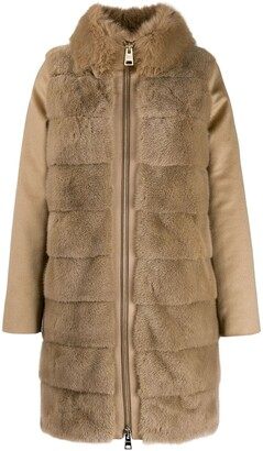 Herno Faux Fur Coat