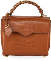 Rebecca Minkoff Chain Satchel Bag - Brass Hardware