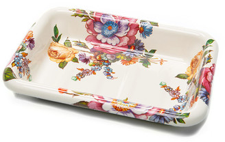 Mackenzie Childs Flower Market Simply Soap Dish