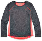 Champion Long-Sleeve Athletic Tee - Girls 7-16
