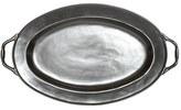 Juliska Pewter Stoneware Turkey Platter