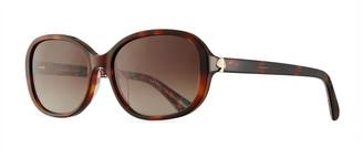 Kate Spade Izabella Square Acetate Sunglasses