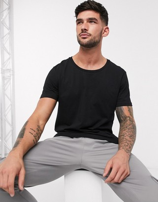 ASOS DESIGN t-shirt with scoop neck