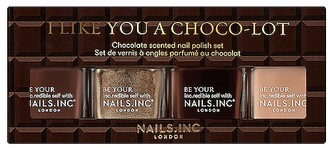 Nails Inc NAILS.INC I Like You A Choco Lot Quad