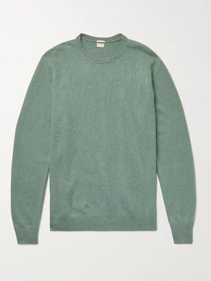 Massimo Alba Kane Brushed Cashmere Sweater